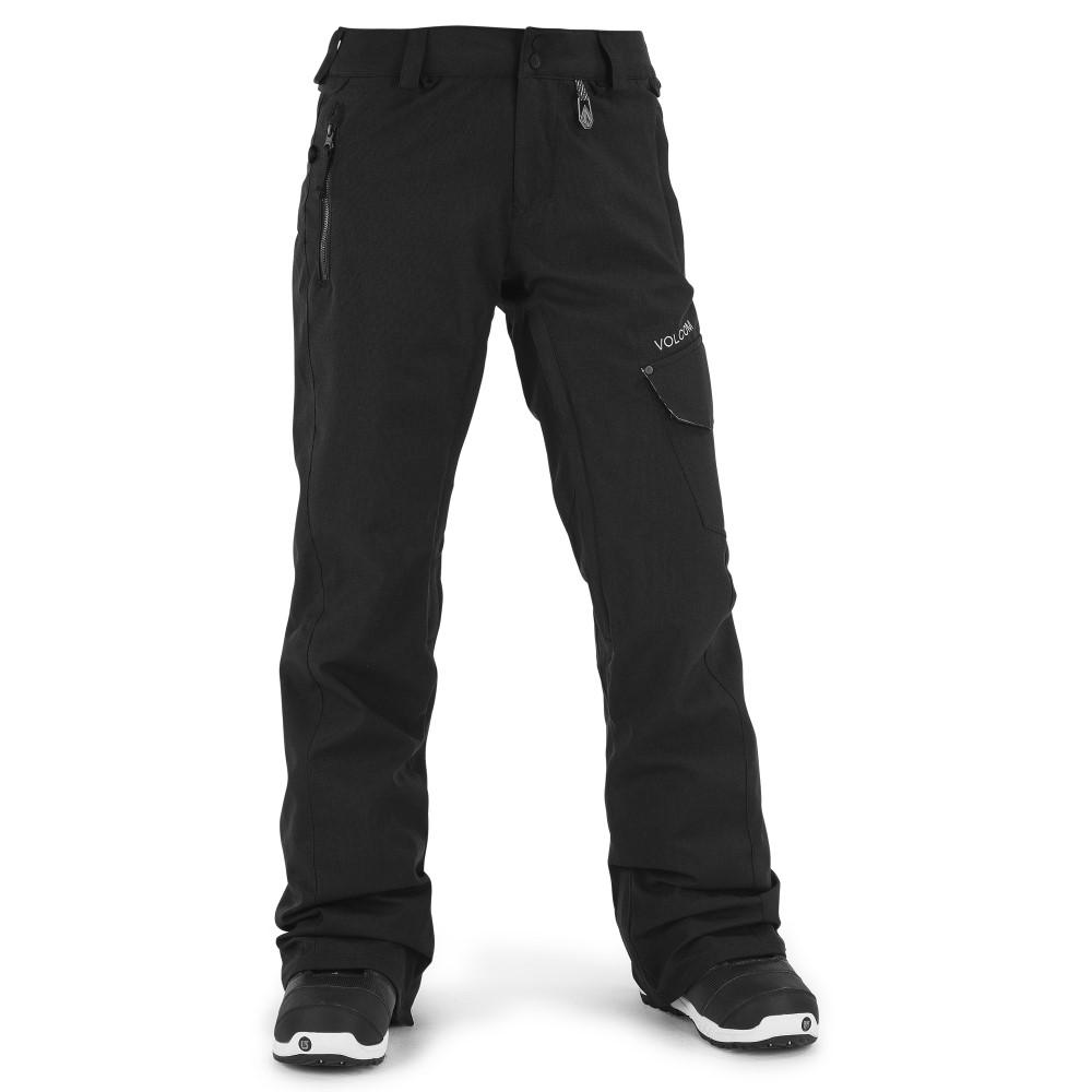 ボルコム レディース スキー・スノーボード ボトムス・パンツ【Plateau Snowboard Pants】Black