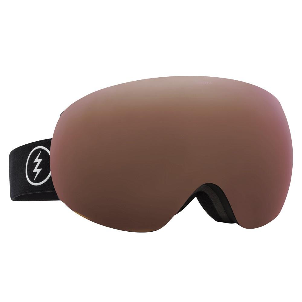 エレクトリック メンズ スキー・スノーボード ゴーグル【EG3 Goggles】Gloss Black/ Brose And Light Green Lens