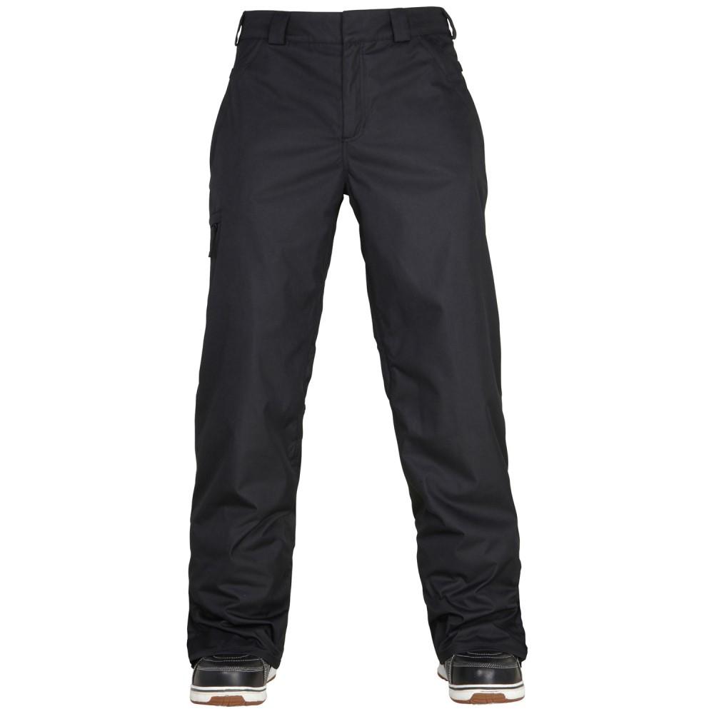 シックス エイト シックス メンズ スキー・スノーボード ボトムス・パンツ【Standard Snowboard Pants】Black