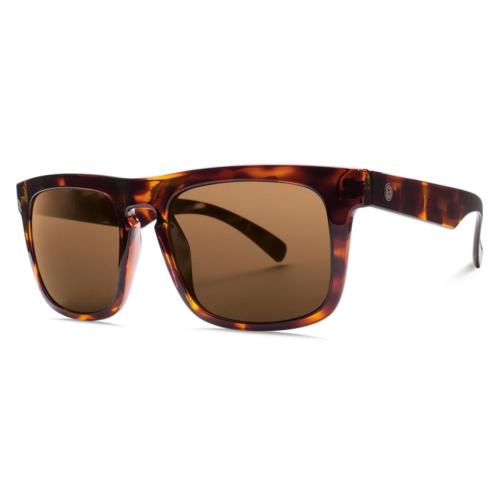 エレクトリック メンズ メガネ・サングラス【Mainstay Sunglasses】Tort/ M Bronze Lens