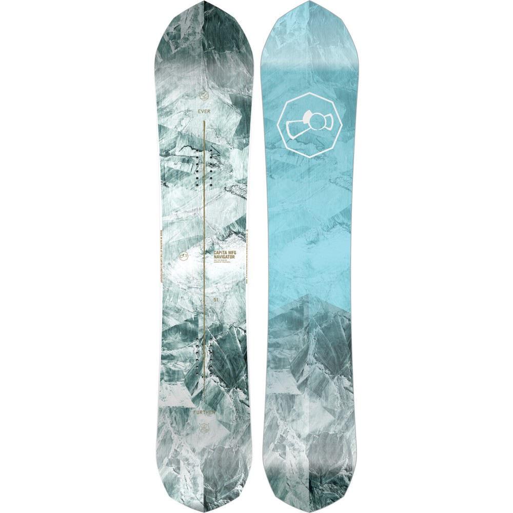 キャピタ メンズ スキー・スノーボード ボード・板【Navigator Snowboard 2018】