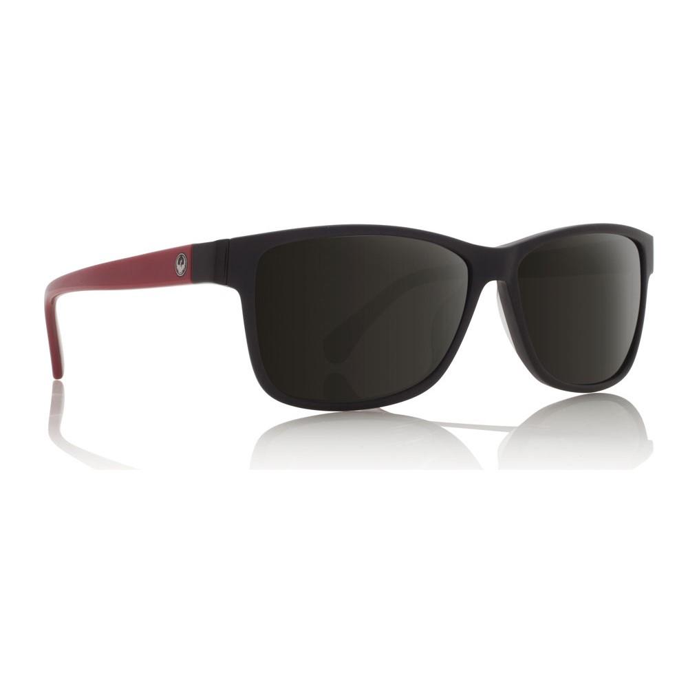 ドラゴン メンズ メガネ・サングラス【Exit Row Sunglasses】Matte Black/ Grey Lens