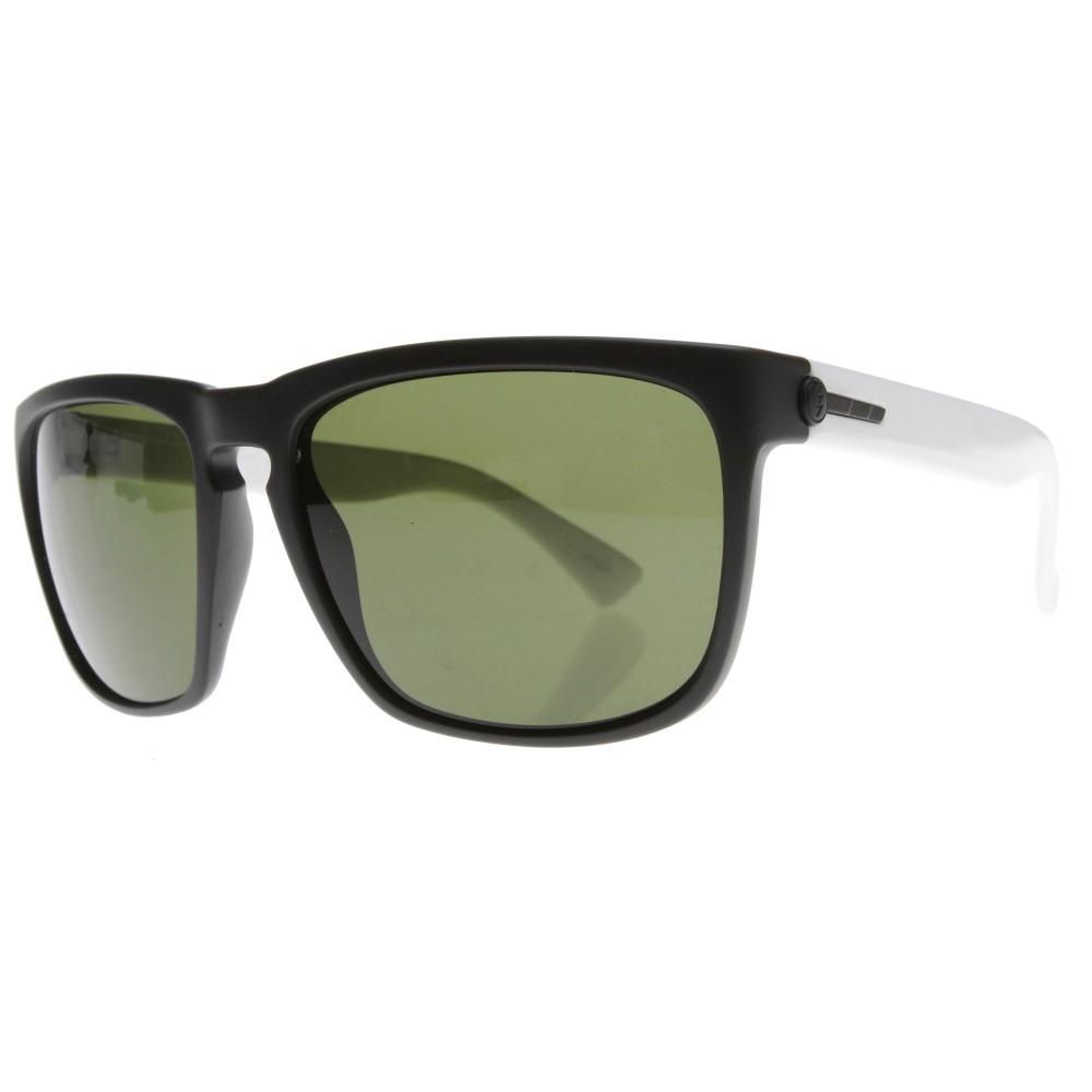 エレクトリック メンズ メガネ・サングラス【Knoxville XL Sunglasses】Mod White/ M Grey Lens