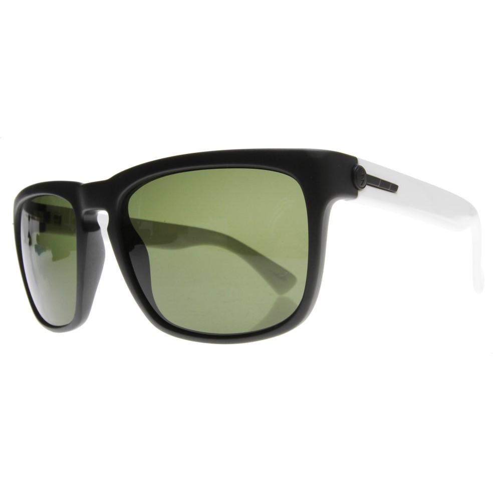 エレクトリック メンズ メガネ・サングラス【Knoxville Sunglasses】Mod White/ M Grey Lens