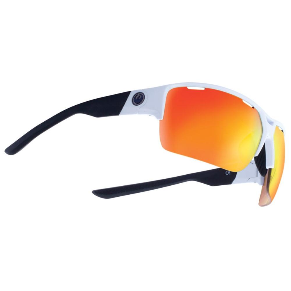 ドラゴン メンズ メガネ・サングラス【Enduro 1 Sunglasses】Matte Black/ Red Ion And Clear Lens