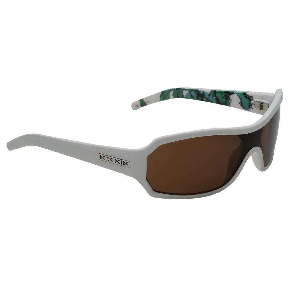 アノン メンズ メガネ・サングラス【Truth Sunglasses】White Grit/ Brown Lens