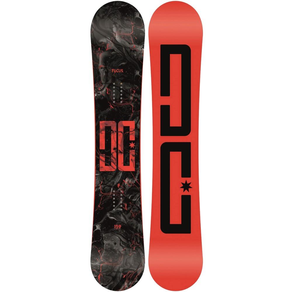 ディーシー メンズ スキー・スノーボード ボード・板【Focus Snowboard 2018】