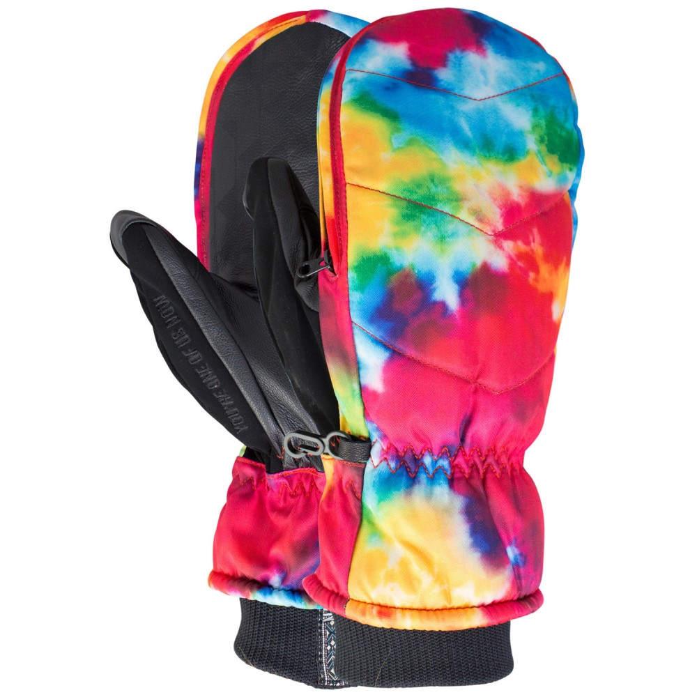 海外ブランド  ネフ メンズ スキー Tech・スノーボード グローブ【Dynamite Tech Mittens Dye Mittens】Tie】Tie Dye, はなあい:3811f21e --- canoncity.azurewebsites.net