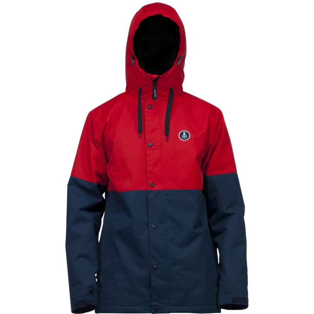 ライド メンズ スキー・スノーボード アウター【Hawthorne Snowboard Jacket】Red Rover