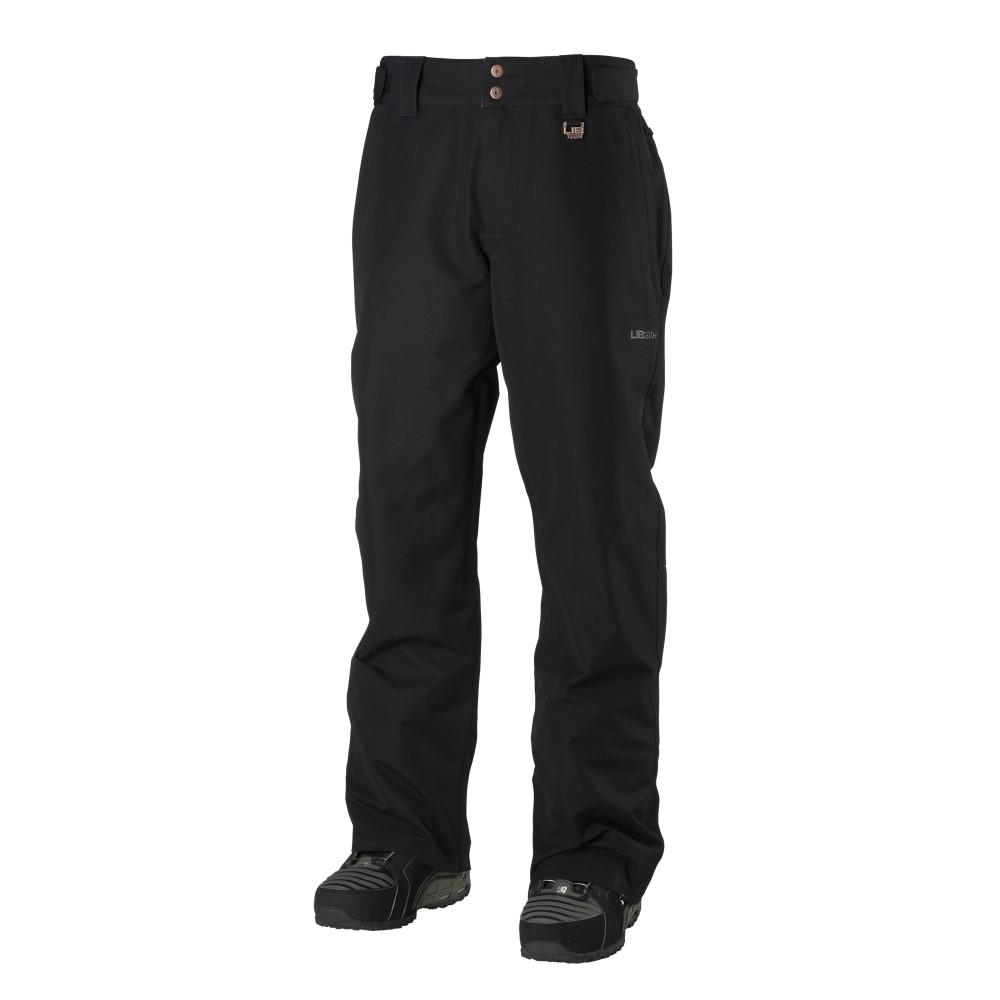 リブテック メンズ スキー・スノーボード ボトムス・パンツ【Throwdown Snowboard Pants】Black