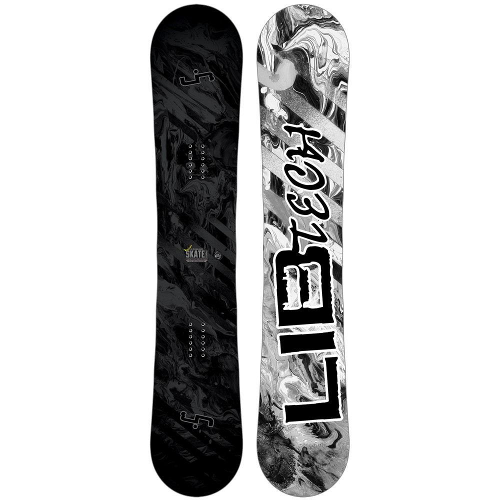 リブテック メンズ スキー・スノーボード ボード・板【Skate Banana Wide Snowboard】Stealth