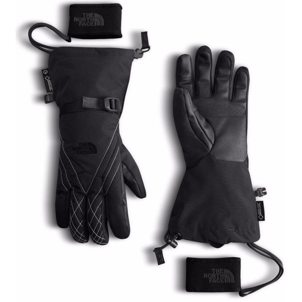 ザ ノースフェイス レディース スキー・スノーボード グローブ【Montana Gore-Tex Gloves 2018】T N F Black