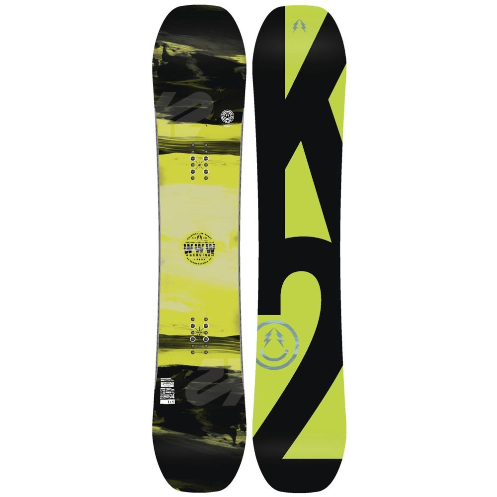 ケーツー メンズ スキー・スノーボード ボード・板【WWW Snowboard 2018】
