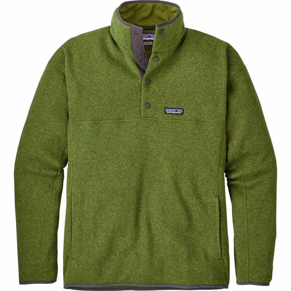 パタゴニア メンズ トップス フリース【Lightweight Better Sweater Marsupial Pullover Fleece 2018】Sprouted Green