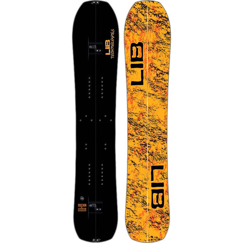 リブテック メンズ スキー・スノーボード ボード・板【Split Brd Wide Splitboard 2018】