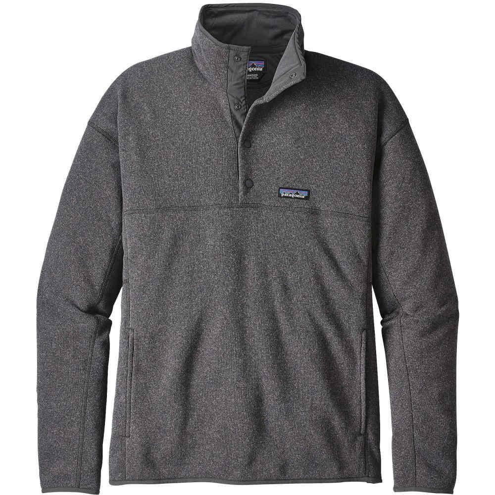 パタゴニア メンズ トップス フリース【Lightweight Better Sweater Marsupial Pullover Fleece 2018】Forge Grey