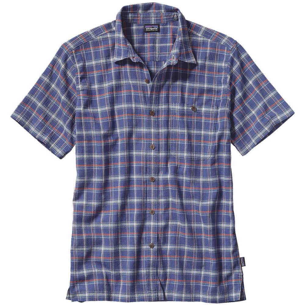 パタゴニア メンズ トップス シャツ【A/C Shirt】Traveller/ Channel Blue