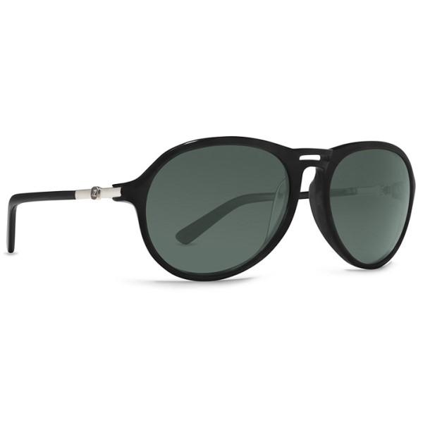 ボンジッパー メンズ メガネ・サングラス【Digby Sunglasses】Black Gloss/ Grey Lens