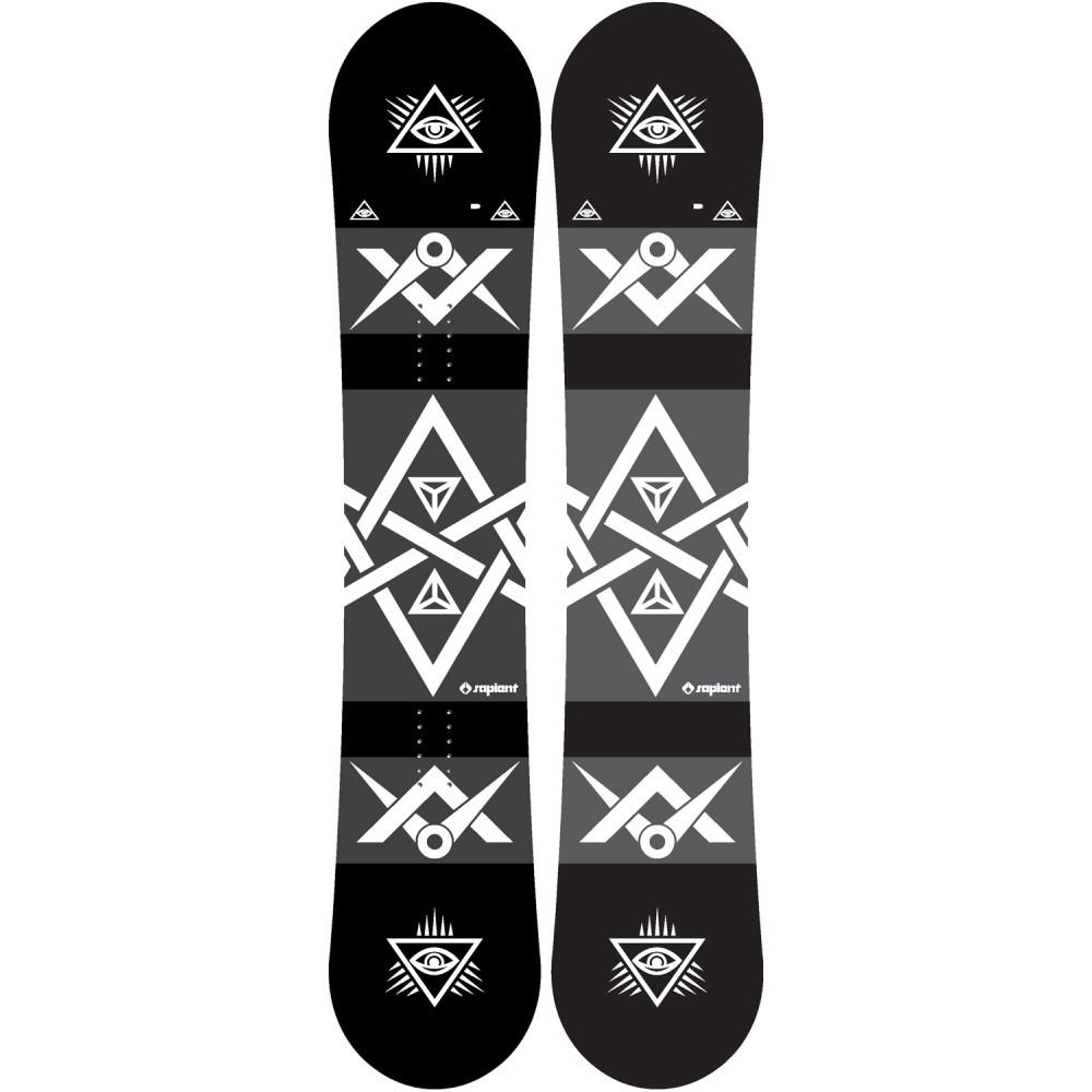 サピエント メンズ スキー・スノーボード ボード・板【Mason Wide Snowboard】