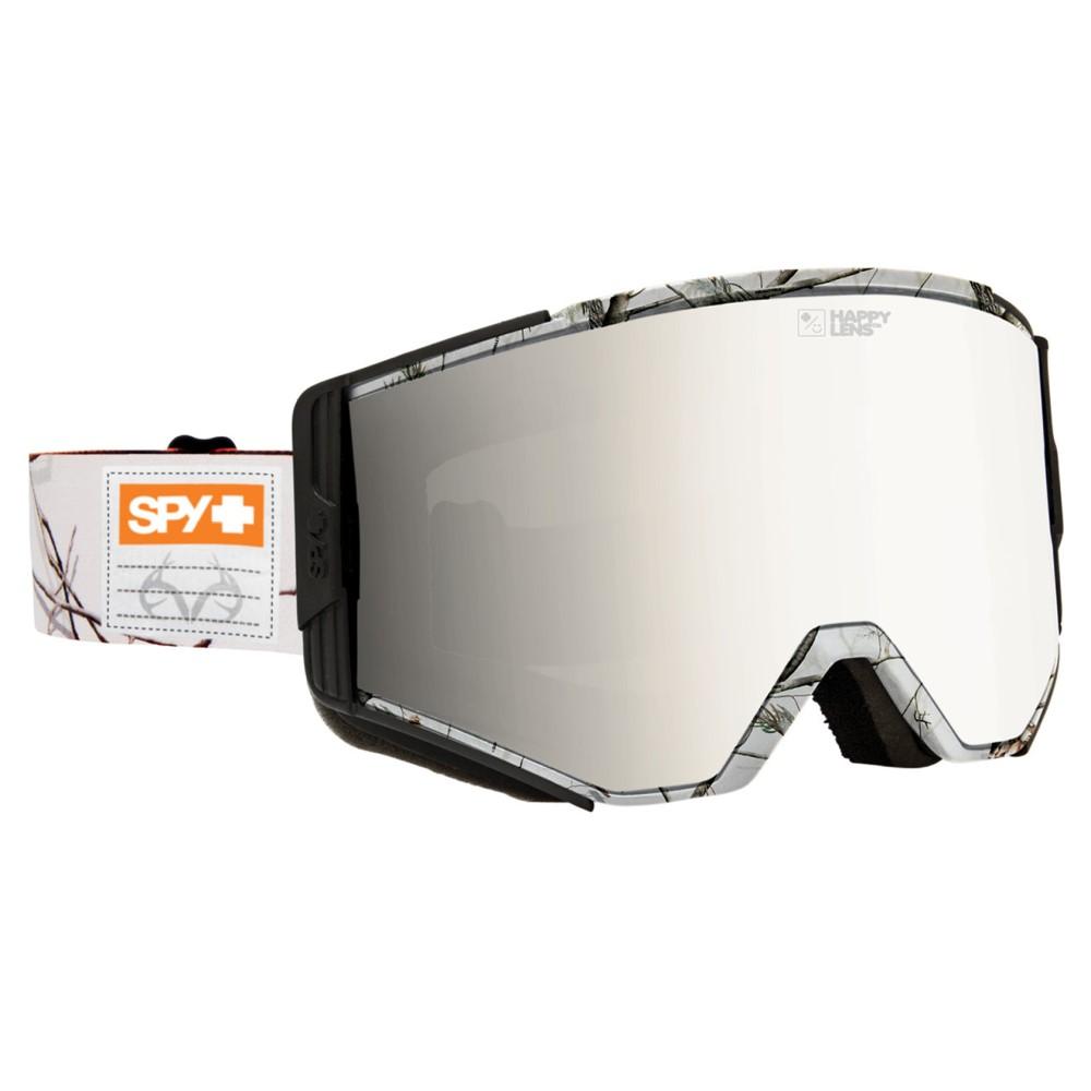 スパイ メンズ スキー・スノーボード ゴーグル【Ace Goggles 2018】Spy+ Realtree/ Happy Bronze Silver Spectra/ Happy Persimmon Lens