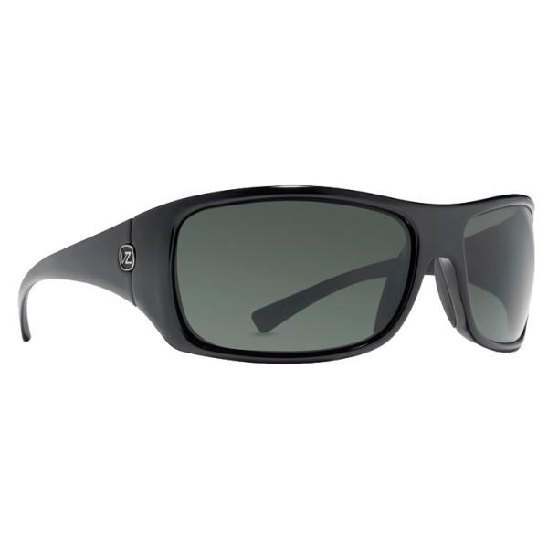 ボンジッパー メンズ メガネ・サングラス【Alysium Sunglasses】Black Gloss/ Grey Lens
