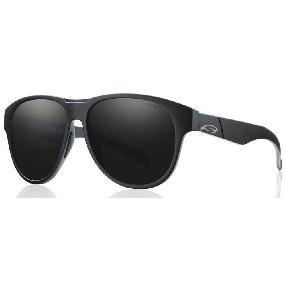スミス メンズ メガネ・サングラス【Townsend Sunglasses】Impossibly Black/ Blackout Lens