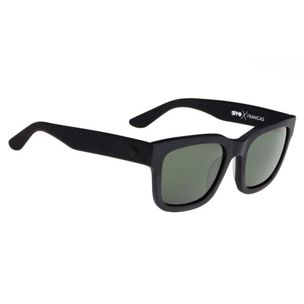 スパイ メンズ メガネ・サングラス【Trancas Sunglasses】Matte Black/ Happy Grey Green Lens