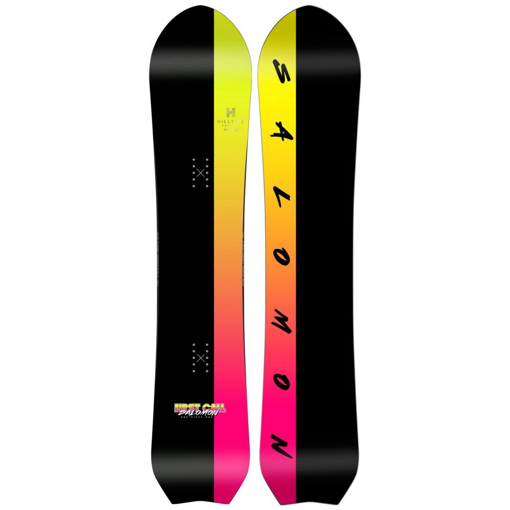 サロモン メンズ スキー・スノーボード ボード・板【First Call Snowboard 2018】