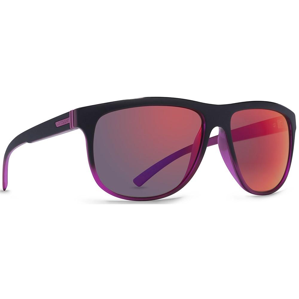 ボンジッパー メンズ メガネ・サングラス【Cletus Sunglasses】Black Pink Permafrost/ Galactic Glo Lens