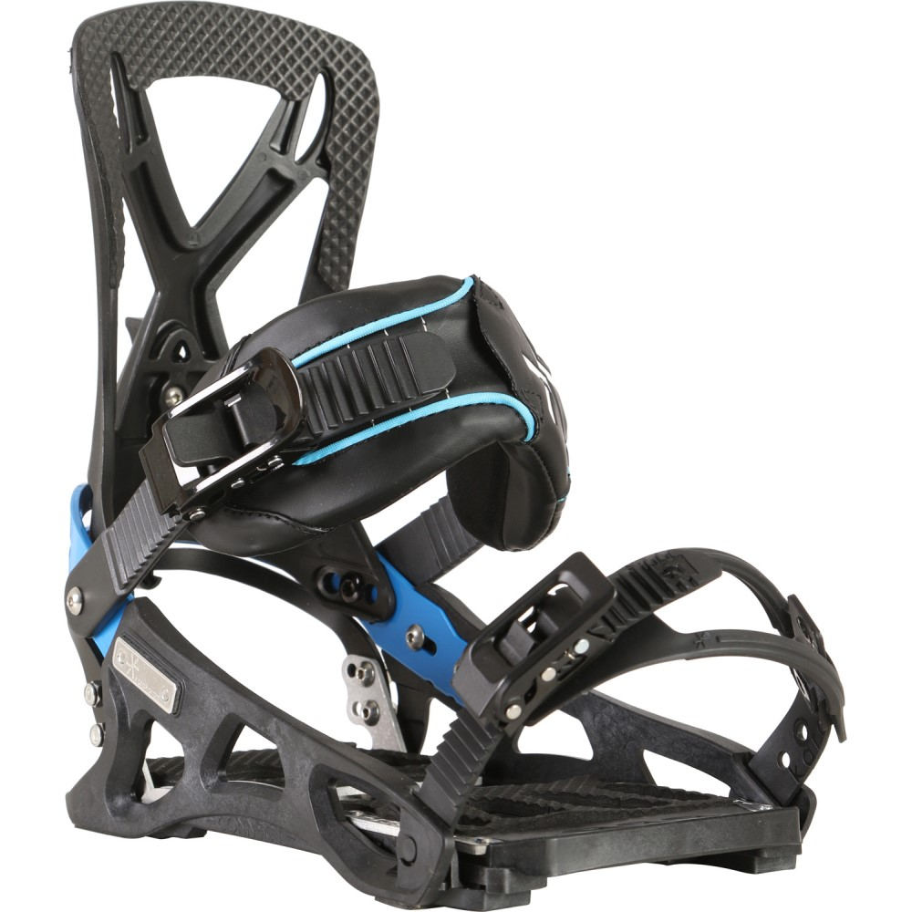 カラコラム ユニセックス スキー・スノーボード ビンディング【Prime Connect-SF Splitboard Bindings 2018】Black/ Blue
