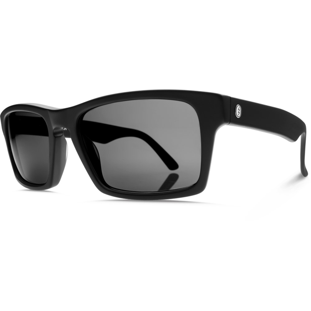 エレクトリック メンズ スポーツサングラス【Hardknox Sunglasses】Matte Black/ O H M Grey Lens