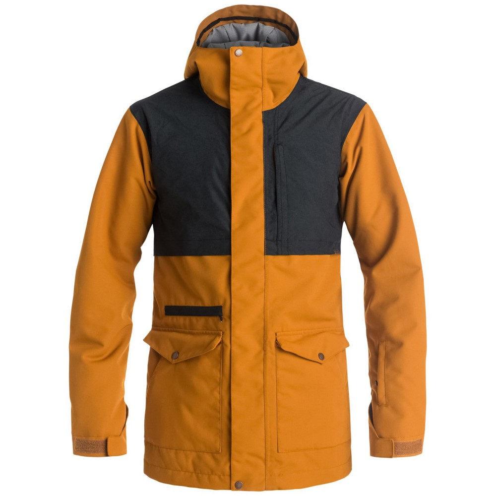 クイックシルバー メンズ スキー・スノーボード アウター【Horizon Snowboard Jacket】Pumpkin Spice