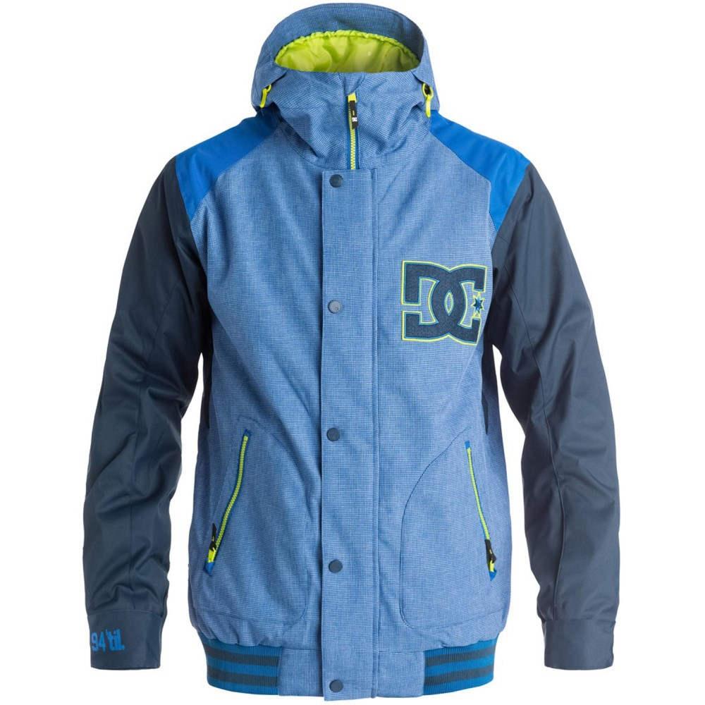 人気定番の ディーシー ディーシー メンズ スキー メンズ・スノーボード アウター【LA アウター【LA Snowboard Jacket】Nautical Blue, JUNA Online Shop:f6f77cf5 --- clftranspo.dominiotemporario.com