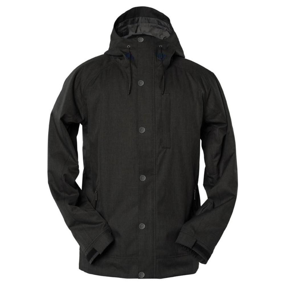 ボンファイヤー メンズ スキー・スノーボード アウター【Linton Snowboard Jacket】Black