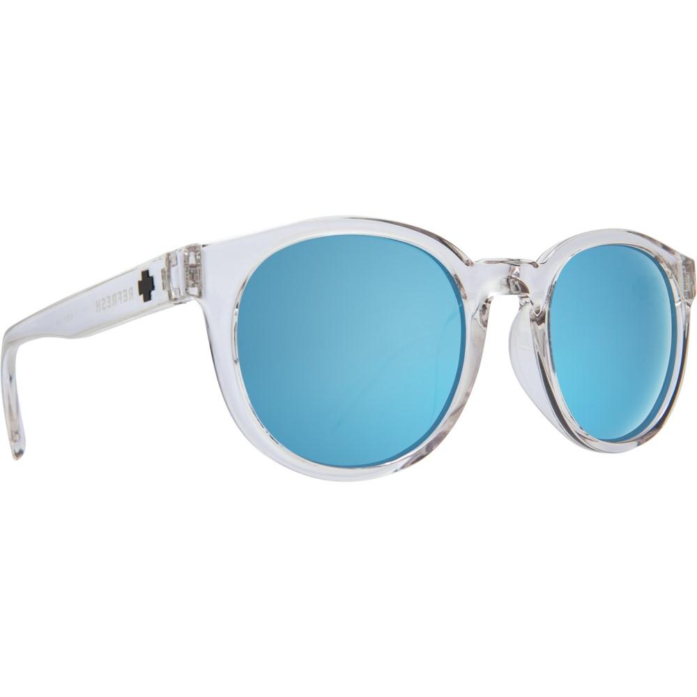 スパイ メンズ スポーツサングラス【Hi-Fi Sunglasses】Crystal/ Grey Light Blue Spectra Lens