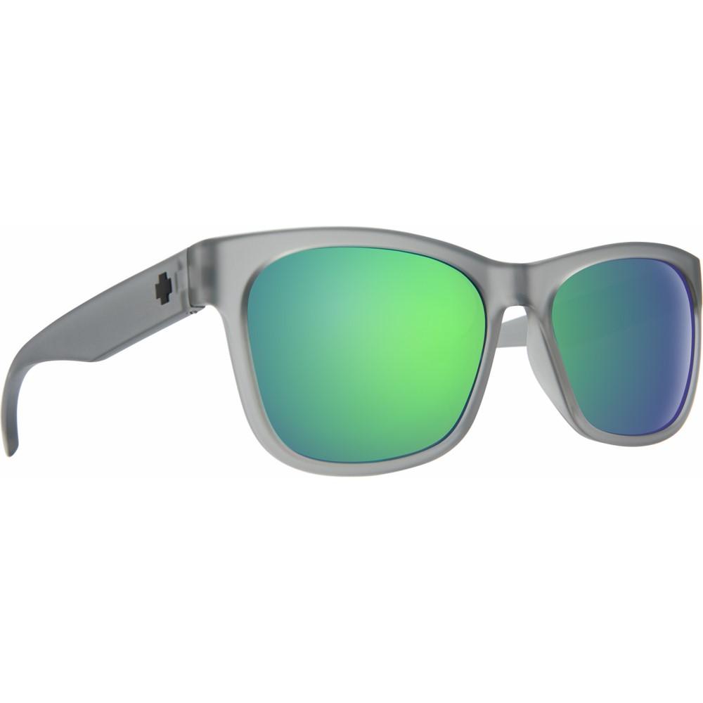スパイ メンズ スポーツサングラス【Sundowner Sunglasses】Matte Translucent Smoke/ Grey Green Spectra Lens
