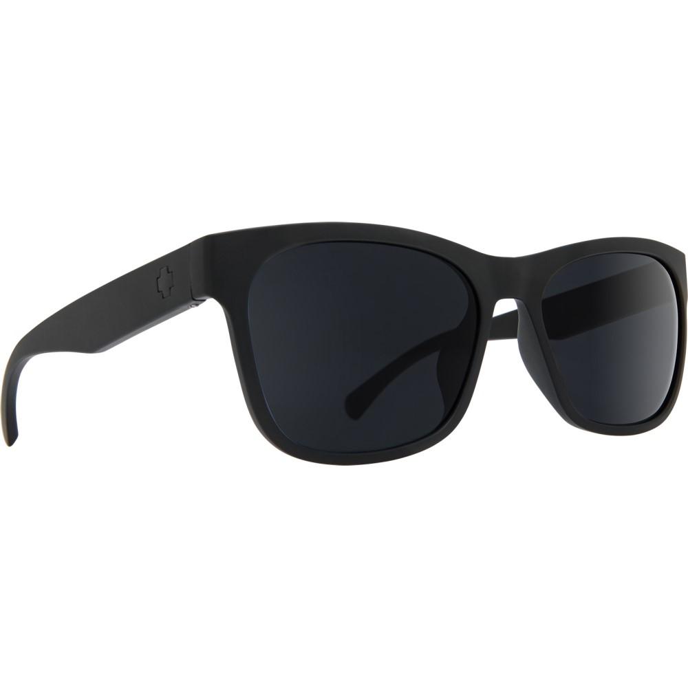 スパイ メンズ スポーツサングラス【Sundowner Sunglasses】Matte Black/ Grey Lens
