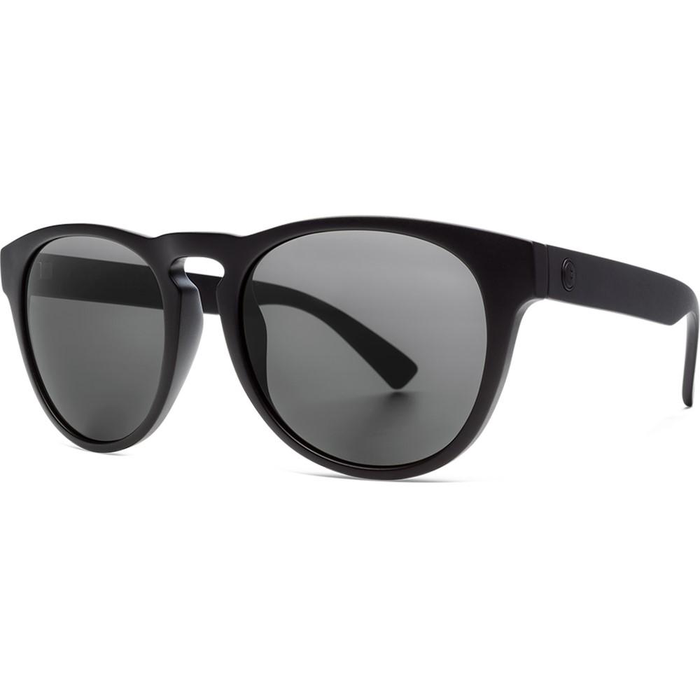 エレクトリック メンズ スポーツサングラス【Nashville XL Sunglasses】Matte Black/ Ohm Grey Lens