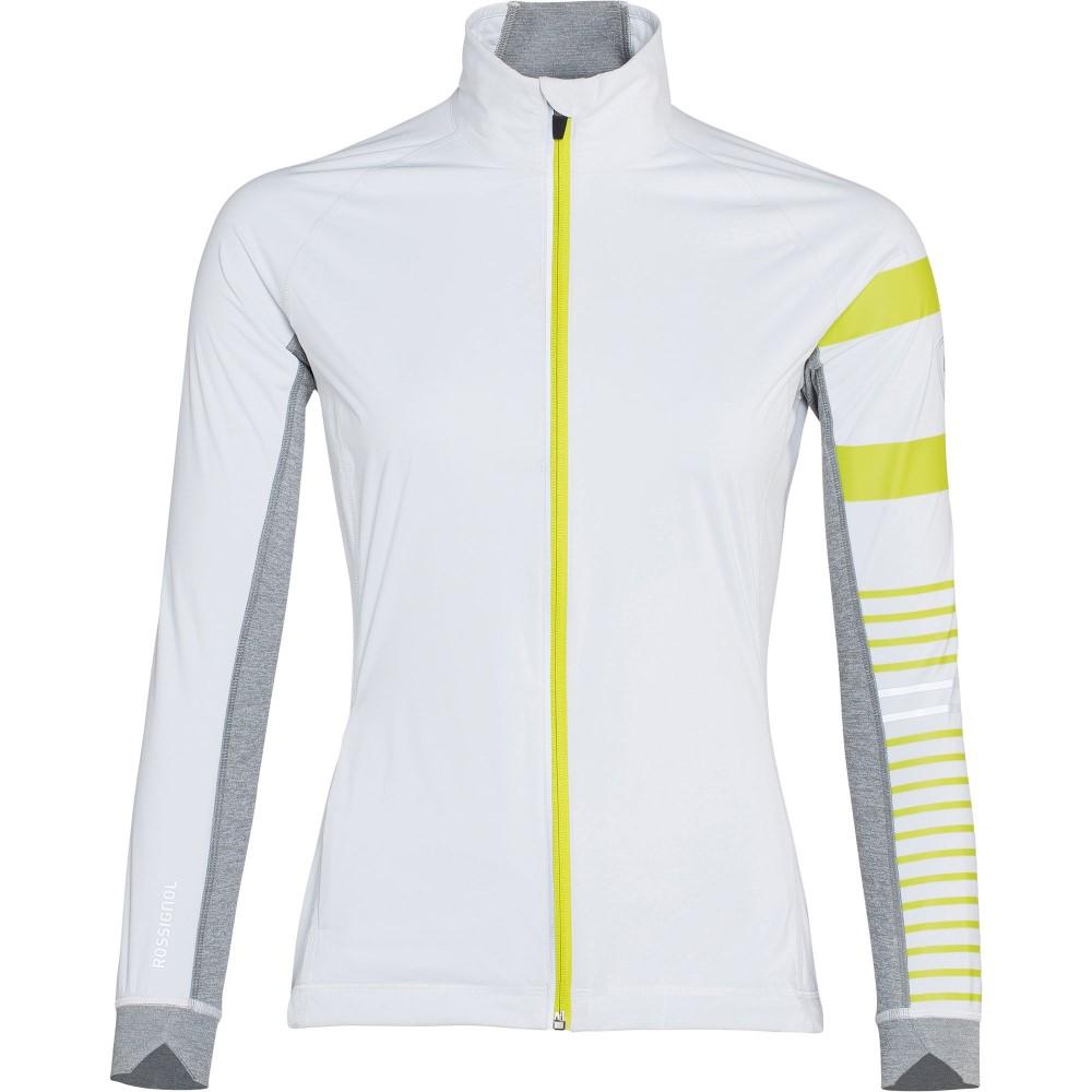 ロシニョール レディース スキー・スノーボード アウター【Poursuite XC Ski Jacket】White