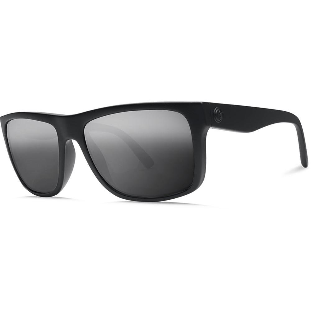 エレクトリック メンズ メガネ・サングラス【Swingarm Sunglasses】Dark Chrome/ O H M Dark Silver Chrome Lens