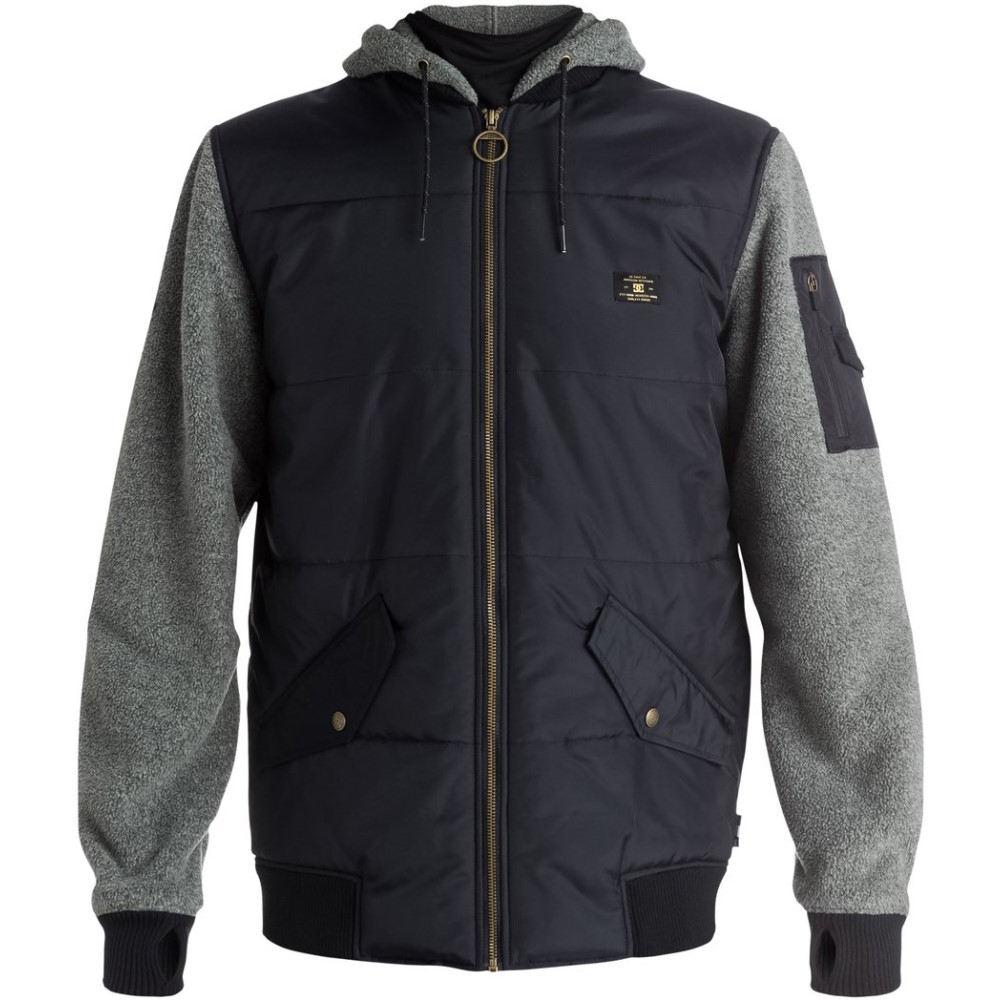 ディーシー メンズ スキー・スノーボード アウター【Provoke Snowboard Jacket】Black