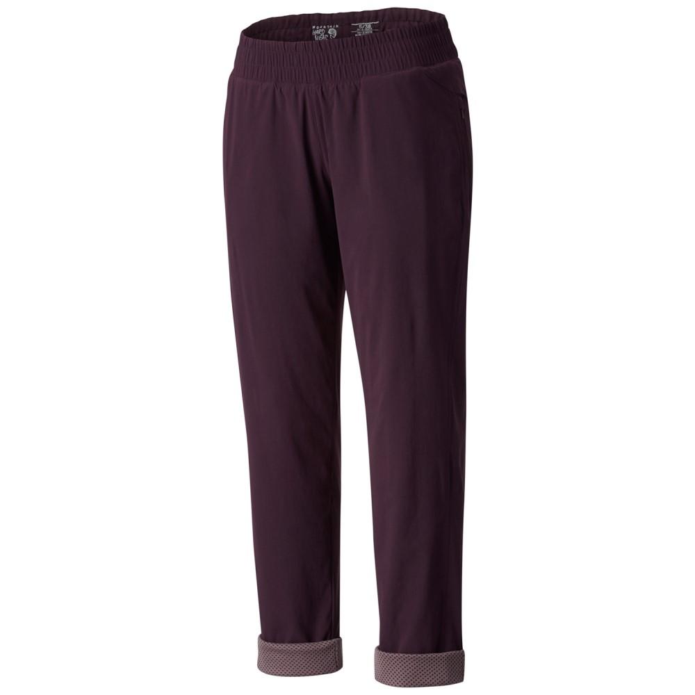 マウンテンハードウェア レディース ハイキング・登山 ボトムス・パンツ【Dynama 30in Lined Pants】Dark Tannin