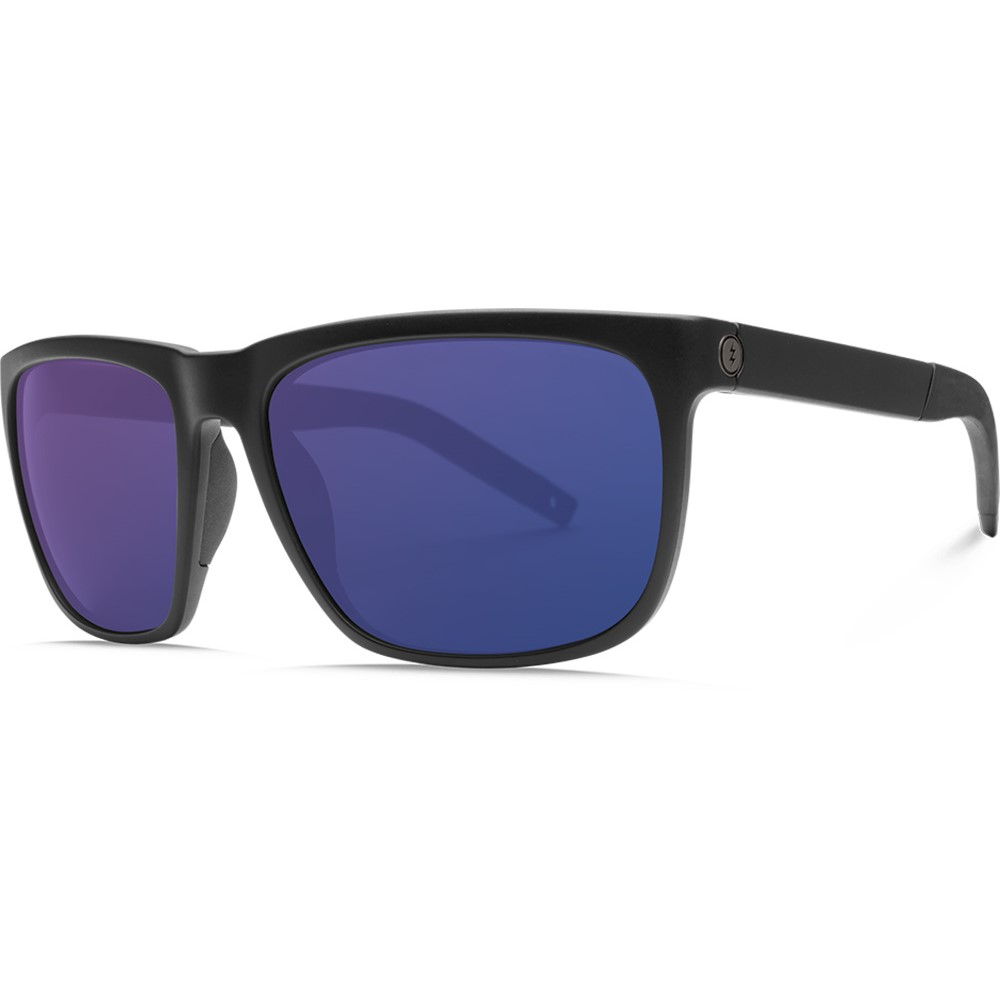 エレクトリック メンズ スポーツサングラス【Knoxville XL-S Sunglasses】Matte Black/ Ohm+ Polarized Blue Lens