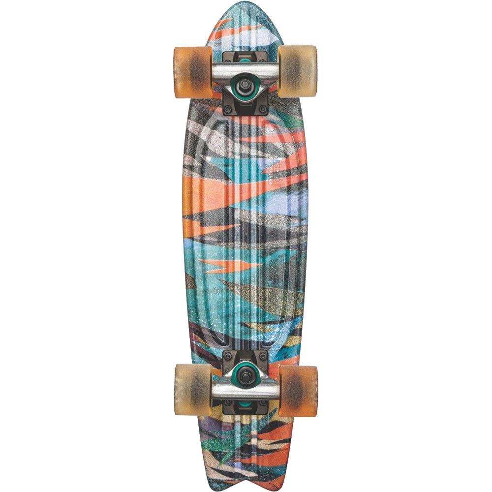 グローブ ユニセックス スケートボード ボード・板【Bantam Graphic ST Cruiser Complete】Current