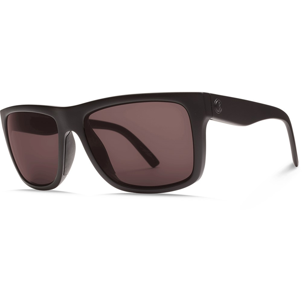 エレクトリック メンズ スポーツサングラス【Swingarm S Sunglasses】Matte Black/ Ohm+ Polarized Rose Lens
