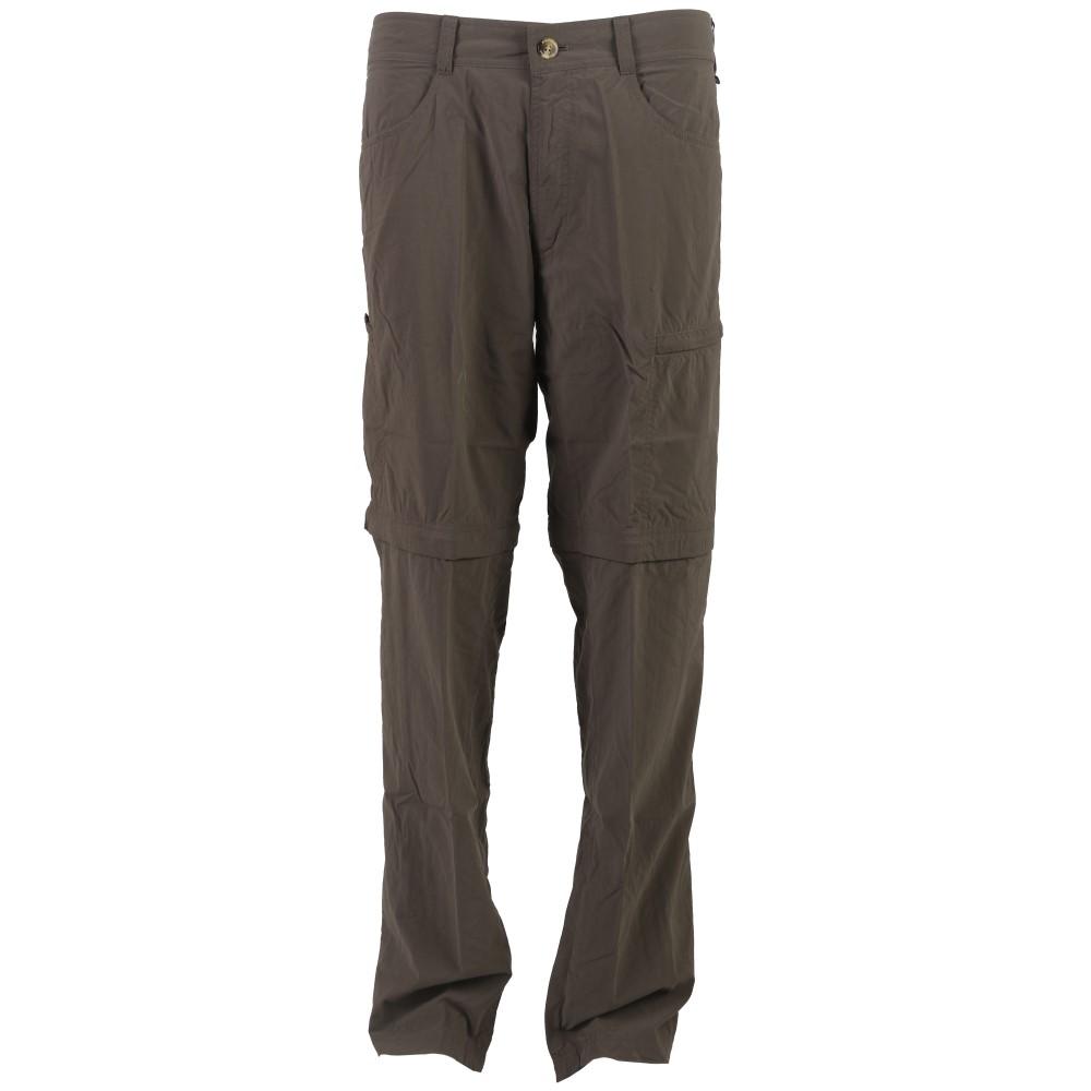 エクスオフィシオ メンズ ハイキング・登山 ボトムス・パンツ【BugsAway Convertible Hiking Pants】Cigar