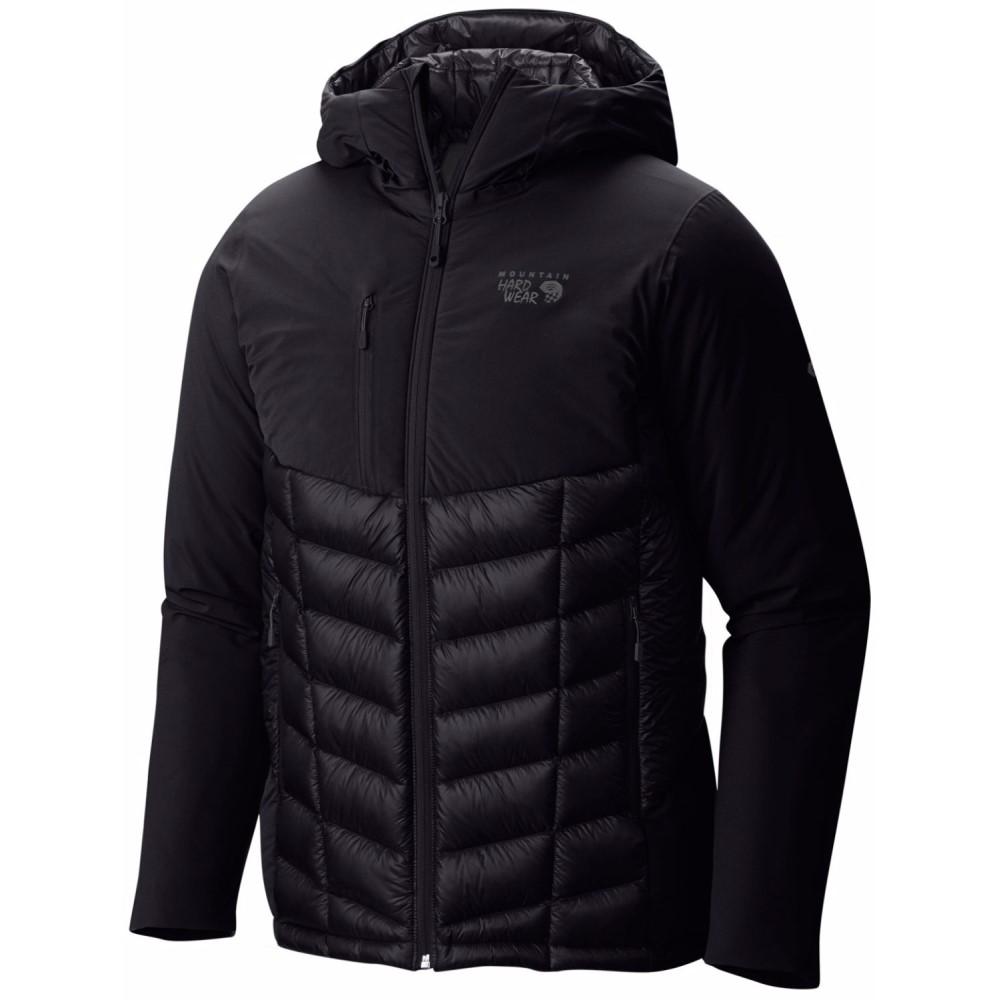 マウンテンハードウェア メンズ スキー・スノーボード アウター【Supercharger Insulated Ski Jacket】Black