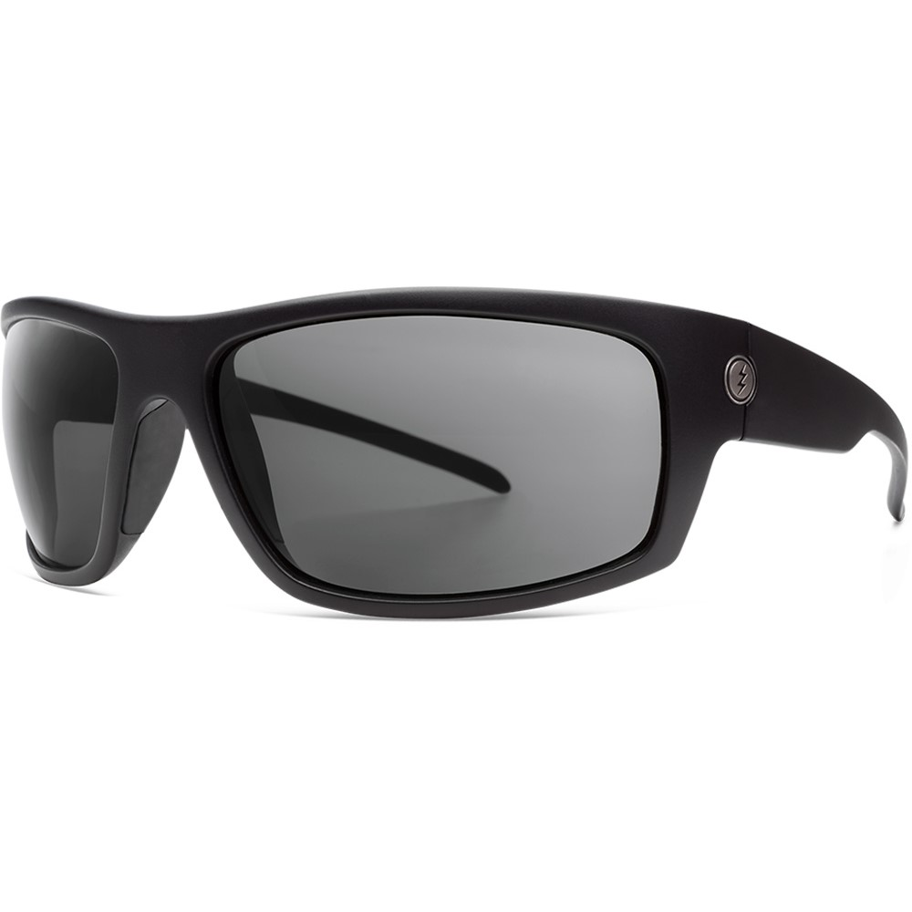 エレクトリック メンズ スポーツサングラス【Tech One XL-S Sunglasses】Matte Black/ Ohm Polarized Grey Lens