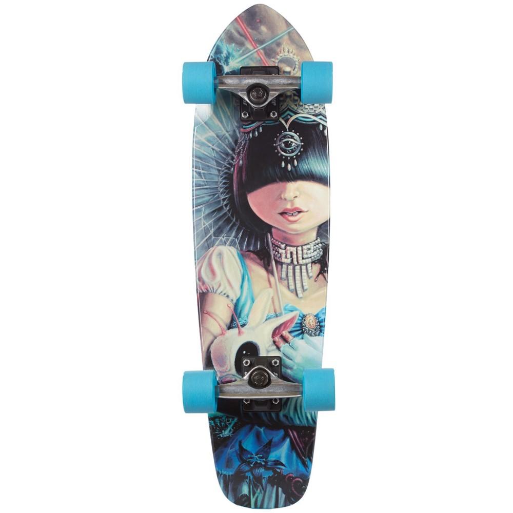 500 ユニセックス スケートボード ボード・板【KASL - Dark Princess Cruiser Complete】