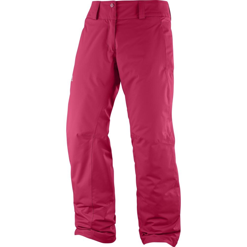 サロモン レディース スキー・スノーボード ボトムス・パンツ【Express Pants】Lotus Pink